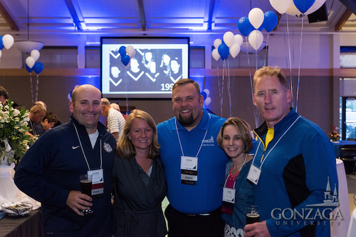 Gonzaga Alumni gather to celebrate reunion October 7, 2016